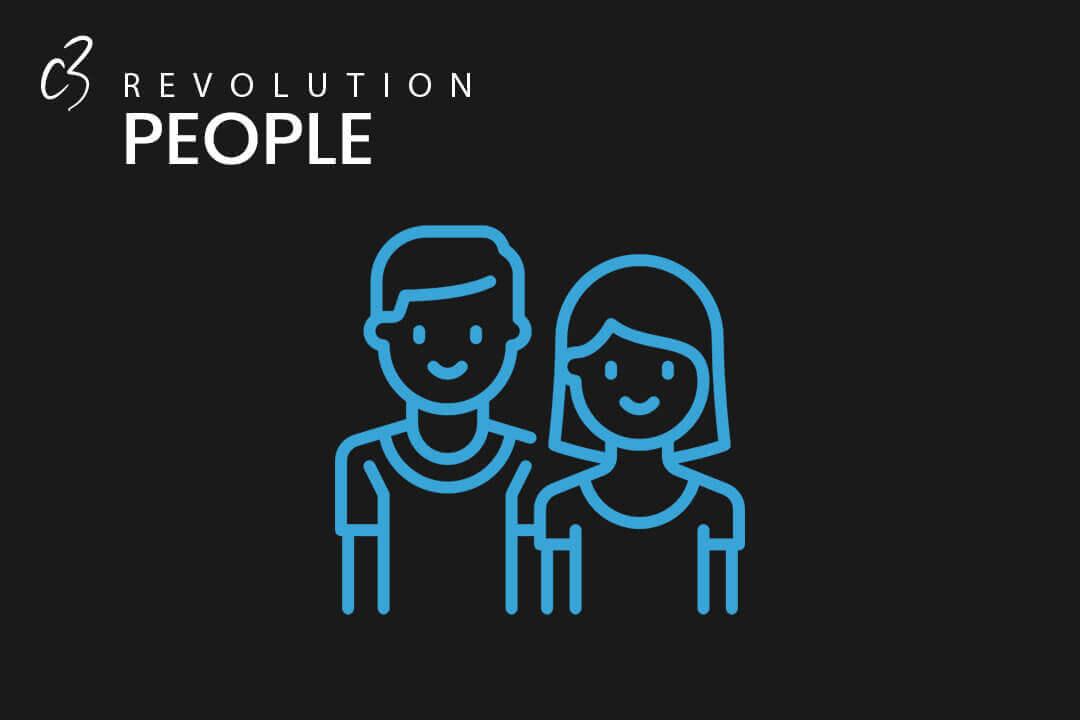 C3 REVOLUTION CHURCH CENTURION PEOPLE