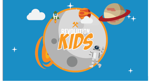 Revolution Kids Church