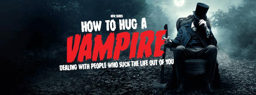 How to hug a vampire series revolution church centurion