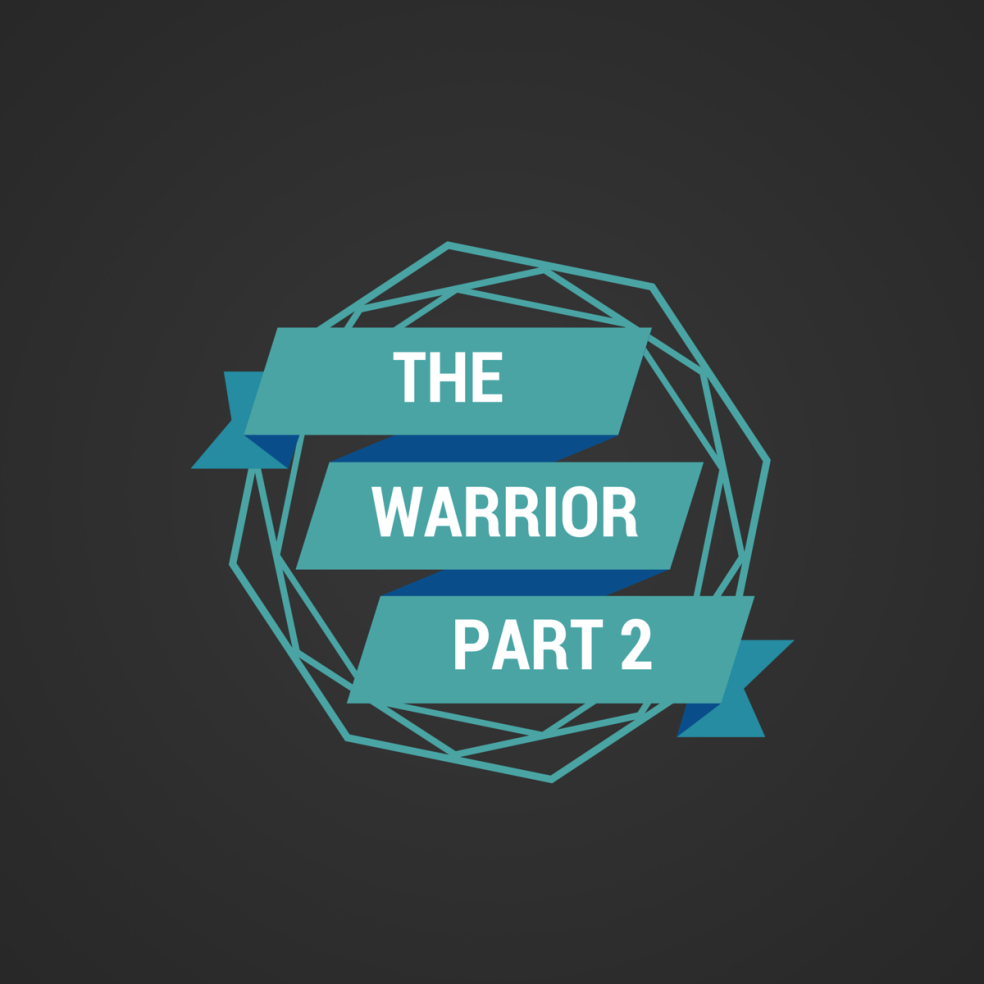 THE WARRIOR PART 2 - revolution church kerk centurion